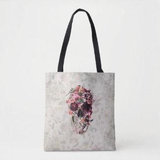 New Skull Light Tote Bag