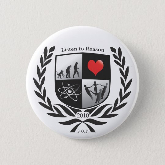 New Society of Freethinkers Button