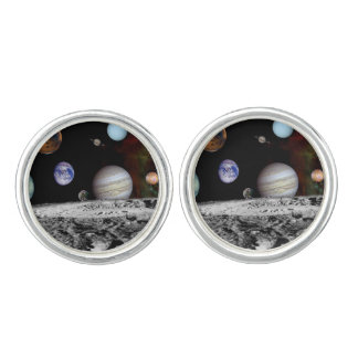New Solar System Cuff Links