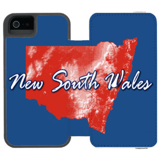 New South Wales Incipio Watson™ iPhone 5 Wallet Case