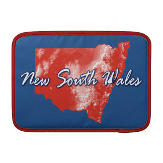 New South Wales MacBook Sleeve