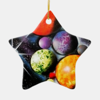New Space Age Ornaments