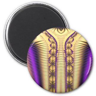 New Suit 6 Cm Round Magnet
