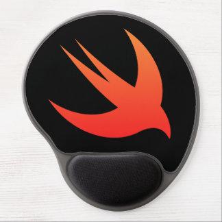 New Swift Software Developer wrist safe MousePad Gel Mouse Mat