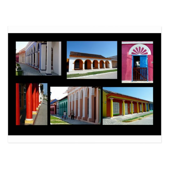 New Tlacotalpan-2011 Postcard