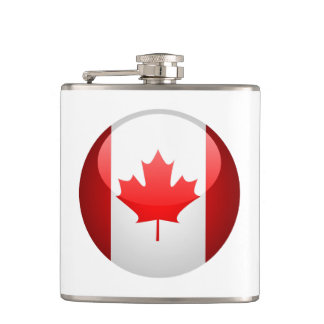 New Traditions Canada Day Flask