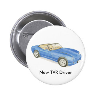 New TVR Driver Badge