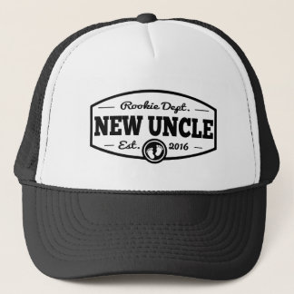 New Uncle 2016 Trucker Hat