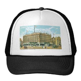 New Vendome Hotel, Evansville, Indiana Hat