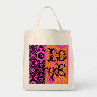 NEW VINYAGE PRODUCTS,CHECK IT OUT!! GROCERY TOTE BAG