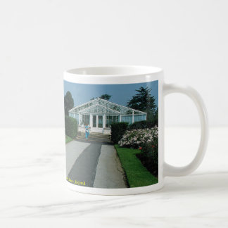 New water lily house, Kew Gardens, London, England Coffee Mugs