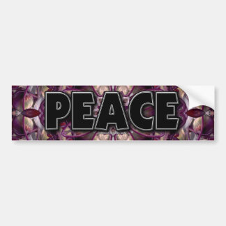 New Wine, Peace Bumper Sticker