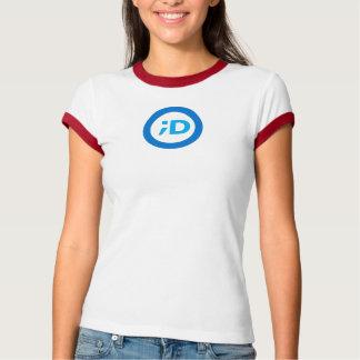 New Wink Logo Ladies Ringer Shirts