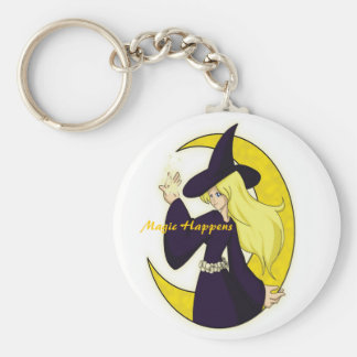 New Witch keychain