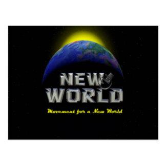 New_World _Avatar Postcard