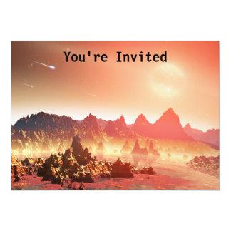 New World 13 Cm X 18 Cm Invitation Card