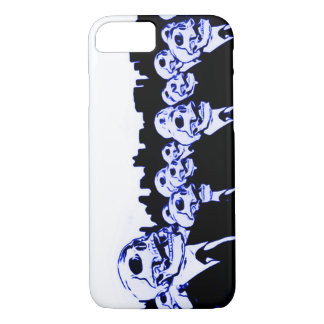 New World Order Agency iPhone 7 Case