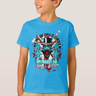 New World Order Ape T-Shirt