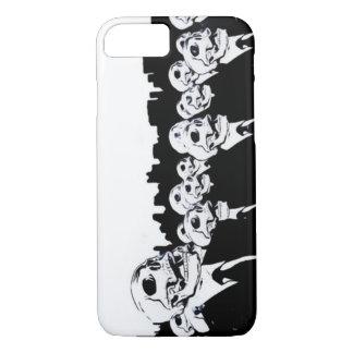 New World Order Art Nouveau iPhone 7 Case