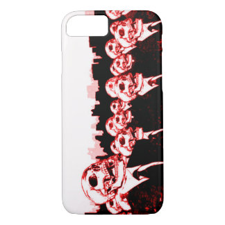 New World Order Red iPhone 7 Case