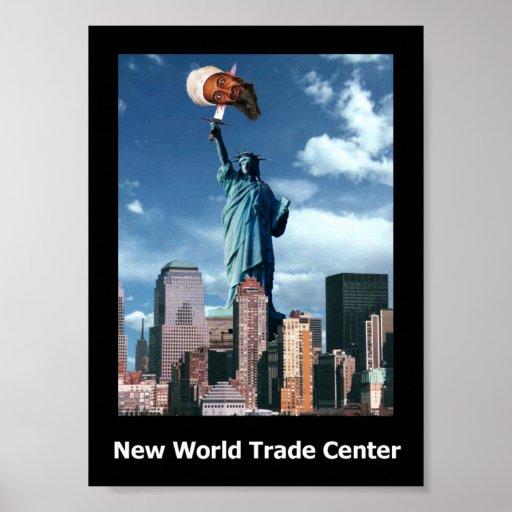 New World Trade Centre Poster