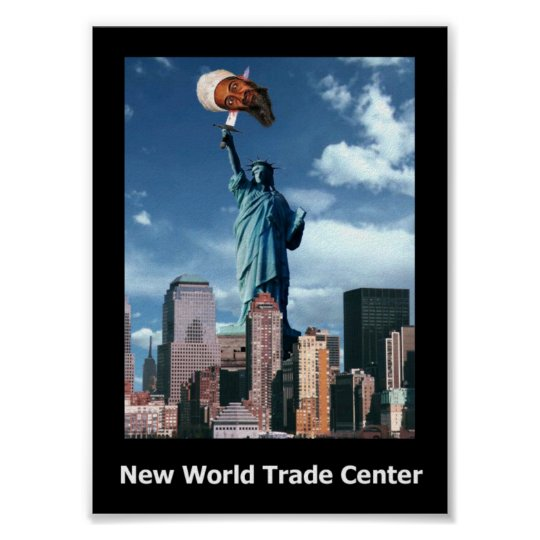 New World Trade Centre Poster