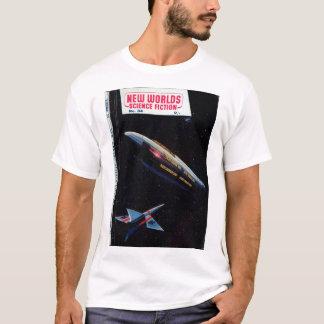 New Worlds 034 (1955-04.Nova)_Pulp Art T-Shirt