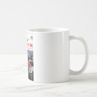 New Worlds 156 (1965-11.Roberts&Vinter)_Pulp Art Basic White Mug