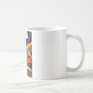 New Worlds 37_Pulp Art Basic White Mug