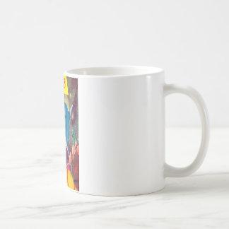 New Worlds 51_Pulp Art Basic White Mug
