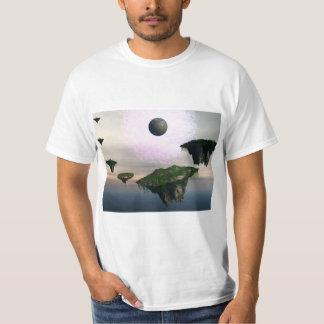 New worlds shirt