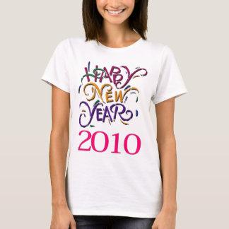 New year 2010 T-Shirt