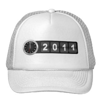 New Year 2011 Cap
