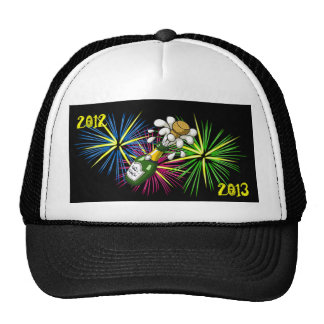 New Year 2012-2013 Cap