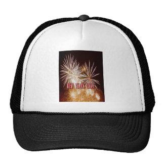 New year 2013 mesh hat