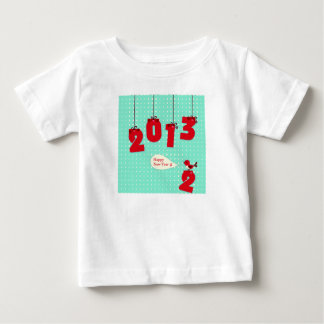 """New Year 2013 """"New Year's"""" Baby T-shirt Toddler"""