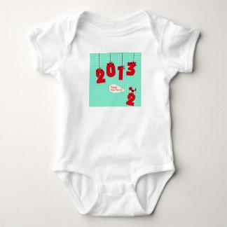 "New Year 2013 ""New Year's"" Goodbye 2012 Unique Joy Tee Shirt"