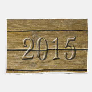 New year 2015 Customise Towels