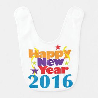 New Year 2016 Bib