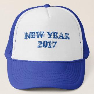 New Year 2017 Trucker Hat