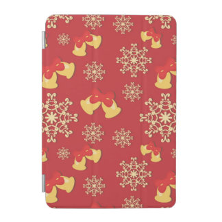 New Year and Christmas background iPad Mini Cover