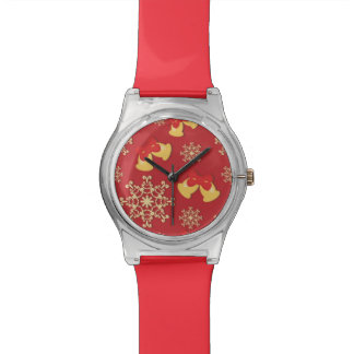 New Year and Christmas background Watches