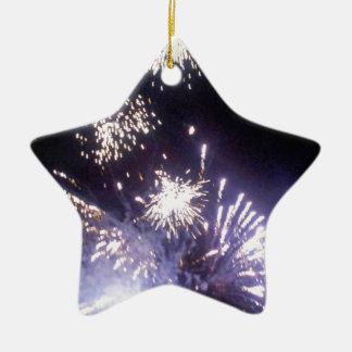New Year Celebration Christmas Ornament