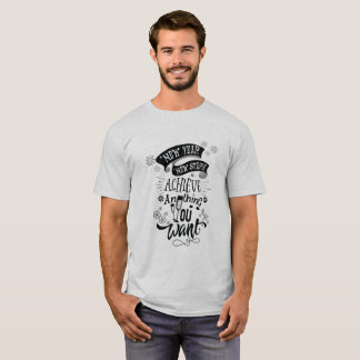 New year - new start T-Shirt