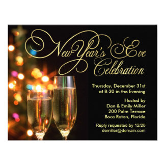 New Year s Eve Party Invitations