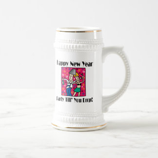 New Year s Eve Party Mugs