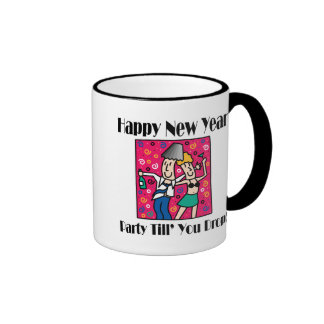 New Year s Eve Party Mug
