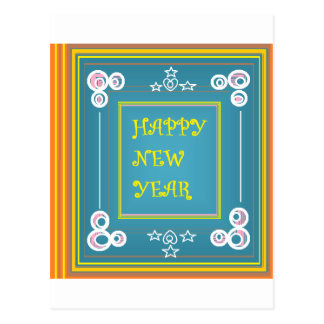 New Year s Greetings Post Cards