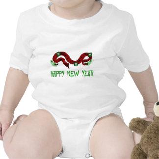 New Year Snake Tshirt