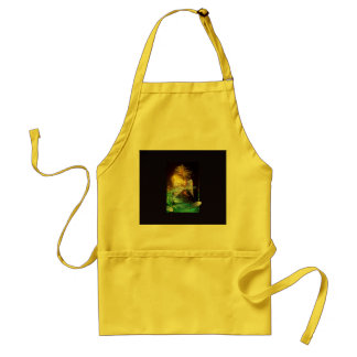 New Year Standard Apron